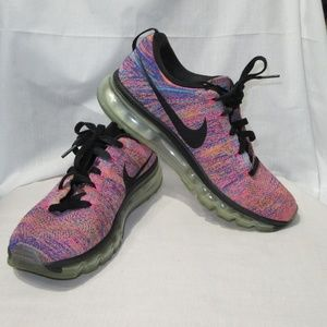 Nike Flyknit Air Max 2016 Women's Running Shoes